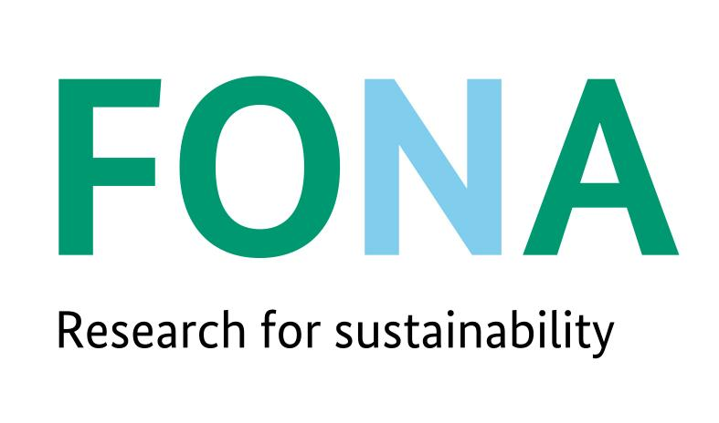 FONA Research for sustainability